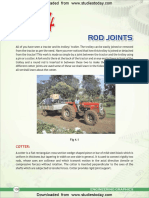 rod joints