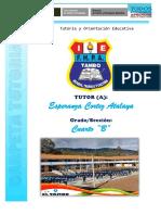 Carpeta de Tutoria 2019