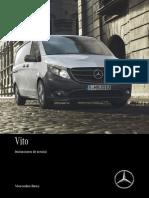 Manual Vito - Ba Vs20 447-12-16 Vito Es Es