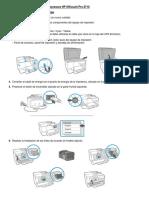 Manual de Comisionamiento - Impresora HP OfficeJet Pro 810.pdf