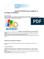 Bcdedit Windows