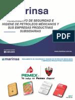 01_presentación Rshpmyeps Marinsa Ago 2019_cambio Guardia Uxp
