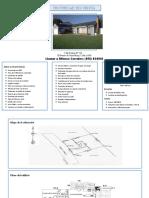 folleto de venta