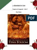 Tina Folsom- Vampiros de Scanguards - 09 La Identidad de Cain