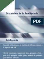 Evaluación de La Inteligencia UPEL
