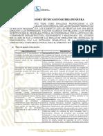 Especificaciones t Cnicas en Materia Pesquera
