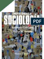 conceptos sociología