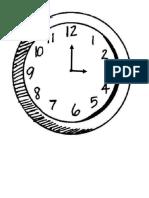 Les heures en francais