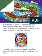 Día de La Pachamamanina