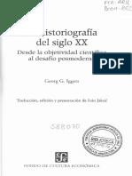 Georg Iggers - La Historiografia Del Siglo XX (2012, Fondo Cultura Economica) (2)