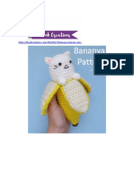 bananya Pattern