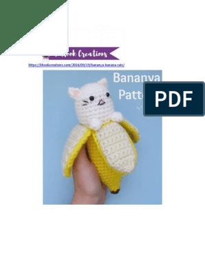 amigurumi cat Miau crochet pattern kitty kitten | 396x298