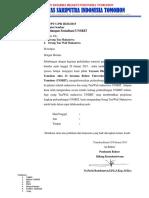 Surat Untuk Orang Tua Wali 2015