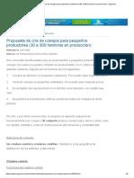 Propuesta de Cria de Conejos Para Pequeños Productores (30 a 300 Hembras en Producción) - Engormix