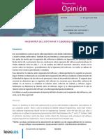 Articulo Ingeniería Del Software