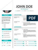 Simple Professional Cv 3.0