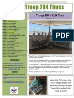 july 2019 boy scout newsletter