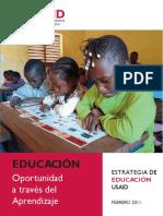 Estrategia de Educación