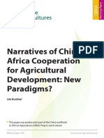 China Africa Cooperation FAC Working Paper 053