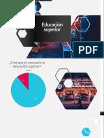 Resultados de encuesta sobre educacion superior.pptx