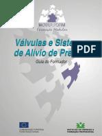 Válvulas e sistemas de alívio de pressão