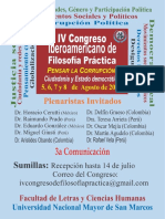 4cifp2019 Programa