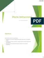 Diseño Instruccional Chap 1