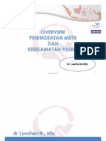 Overview PMKP