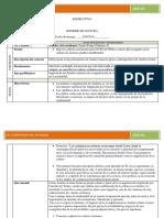 Formato Informe de Lectura 2018 Fe y Compromiso Del Ingeniero