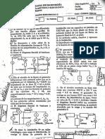 Práctica i de circuitos eléctricos II
