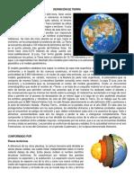 Definición de Tierra