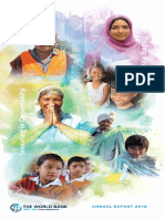 Annual Report 2018 - World Bank