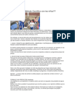 Cómo aplicar el Método Científico con los niño1.docx