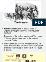 2-The Stuarts+policial-economic-social-situation (1)