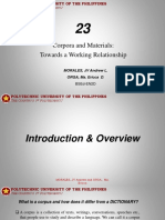 CORPORA AND MATERIALS REMASTERED.pptx