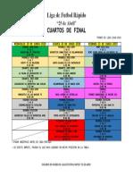 Cuartos de Final 2019