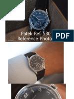 Reference Photos Patek Ref.530