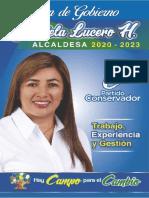 Plan de Gobierno De Graciela Lucero Hernandez