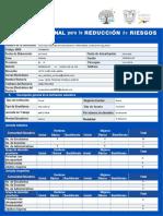 Plan Inst.gestion de Riesgo 2019 . Esc. Aristides