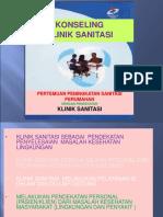 klinik sanitasii