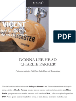 Donna Lee Head 'Charlie Parker' | El Blog de Carlos Vicent.pdf