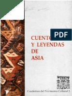 19 - Cuentos y Leyendas de Asia. Cuadernos del Patrimonio Cultural 3.pdf