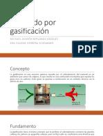 Gasificación