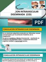 Coagulacion Intravascular Diseminada (Cid) Expo