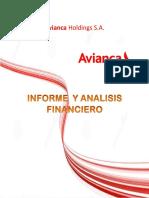 Avianca Holdings S Informe Final