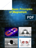 Basic Principles of Magnets