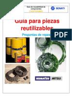 Cuestionario Tribologia y Reusabilidad Fractura