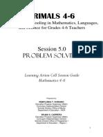 5.0 Problem Solving.docx