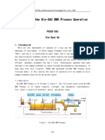 Results of the Bio-SAC BNR Process Operation