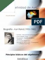 La Objetividad de Ayn Rand